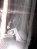 Fantome d'une femme
