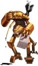 Robot bibliothécaire