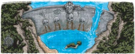 Barrage de Skulls Crossing